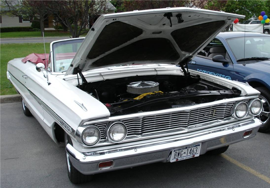 Trim----1964 Ford Galaxie